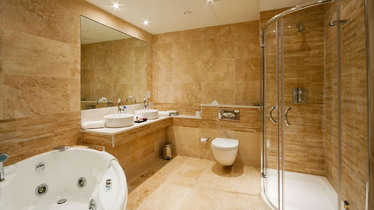 Newly renovated Sydney bathroom